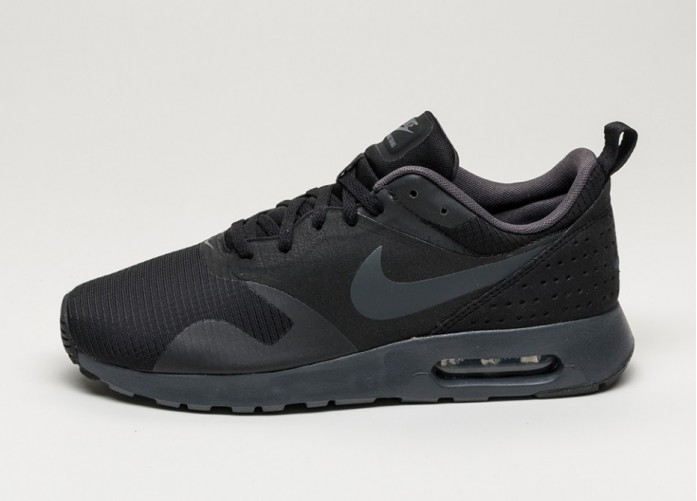 Мужские кроссовки Nike Air Max Tavas (Black / Anthracite - Black) | Интернет-магазин Sole