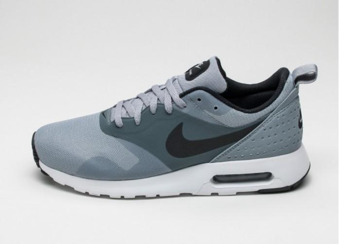 Мужские кроссовки Nike Air Max Tavas (Stealth / Black - Dark Grey - White) | Интернет-магазин Sole