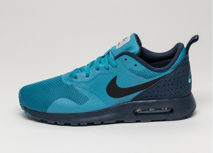 Мужские кроссовки Nike Air Max Tavas (Stratus Blue / Black - Obsidian) | Интернет-магазин Sole