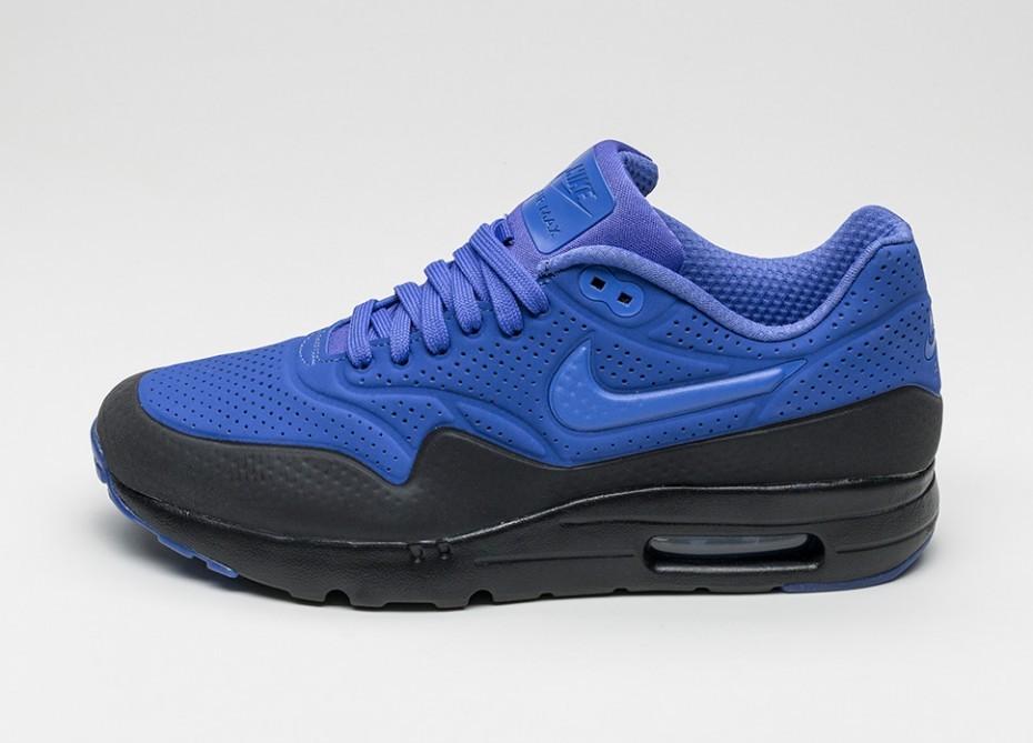 5e7849377f1a Мужские кроссовки Nike Air Max 1 Ultra Moire (Persian Violet   Persian  Violet - Black