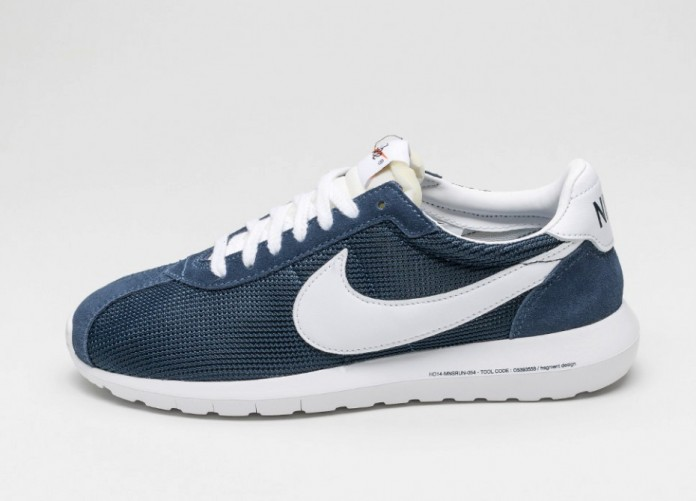 Мужские кроссовки Nike Roshe LD-1000 SP / Fragment (Obsidian / White) | Интернет-магазин Sole