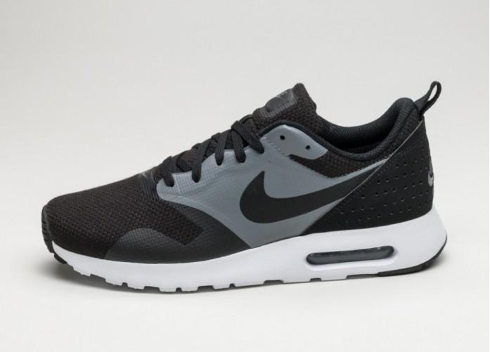 Мужские кроссовки Nike Air Max Tavas SE (Black / Black - Dark Grey) | Интернет-магазин Sole
