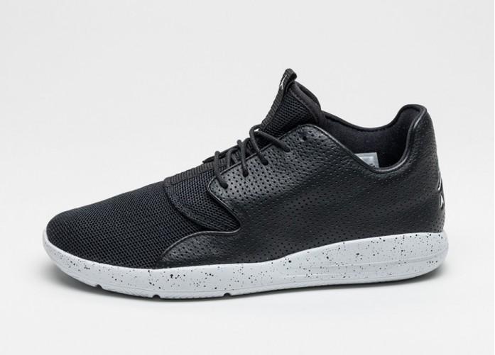 Мужские кроссовки Nike Jordan Eclipse (Black / White - Pure Platinum) | Интернет-магазин Sole
