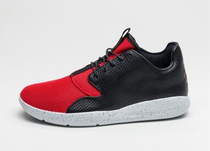 Мужские кроссовки Nike Jordan Eclipse (Black / University Red - Pure Platinum - University Red) | Интернет-магазин Sole