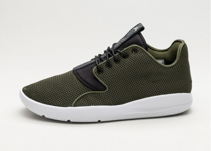 Мужские кроссовки Nike Jordan Eclipse (Faded Olive / Black - White) | Интернет-магазин Sole