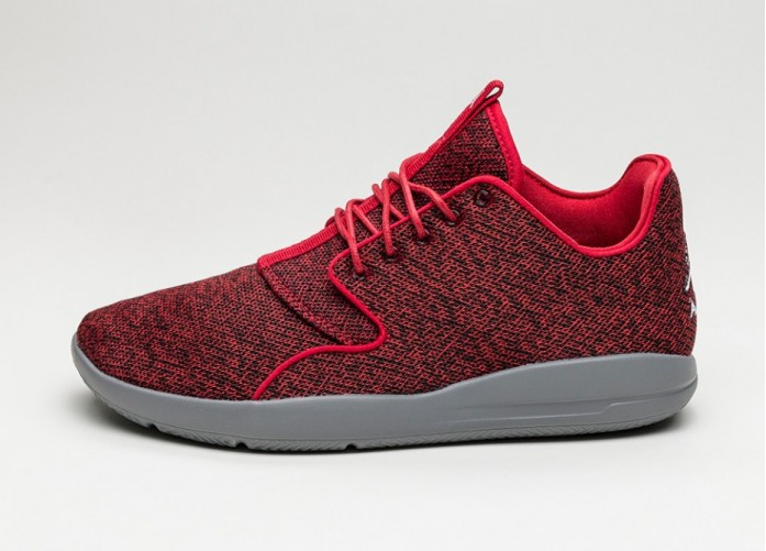Мужские кроссовки Nike Jordan Eclipse (Gym Red / White - Cool Grey - Black)   Интернет-магазин Sole
