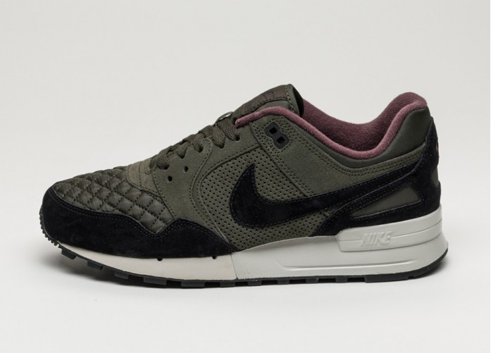 Мужские кроссовки Nike Air Pegasus 89 PRM (Sequoia / Black - Mahogany) | Интернет-магазин Sole