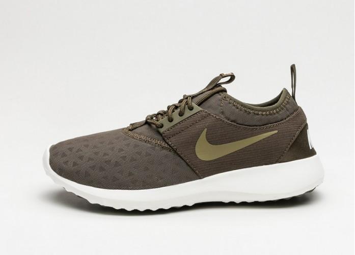 Мужские кроссовки Nike Wmns Juvenate (Dark Loden / Olive Flak - Sail) | Интернет-магазин Sole
