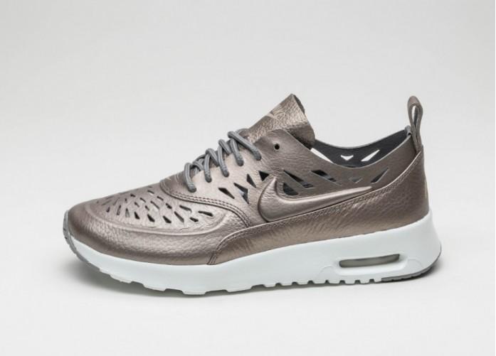 Мужские кроссовки Nike Wmns Air Max Thea Joli (Metallic Pewter / Metallic Pewter) | Интернет-магазин Sole