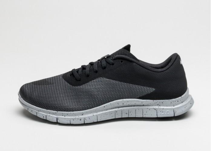 Мужские кроссовки Nike Free Hypervenom Low (Black / Black - Wolf Grey - Cool Grey) | Интернет-магазин Sole