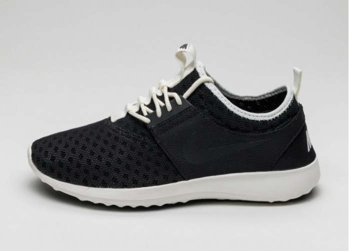 Мужские кроссовки Nike Juvenate (Black / Black - Sail) | Интернет-магазин Sole