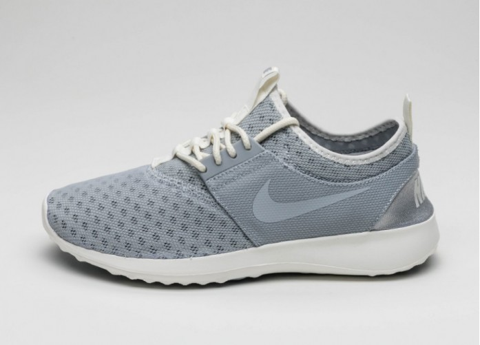 Мужские кроссовки Nike Juvenate (Wolf Grey / Wolf Grey - Sail) | Интернет-магазин Sole