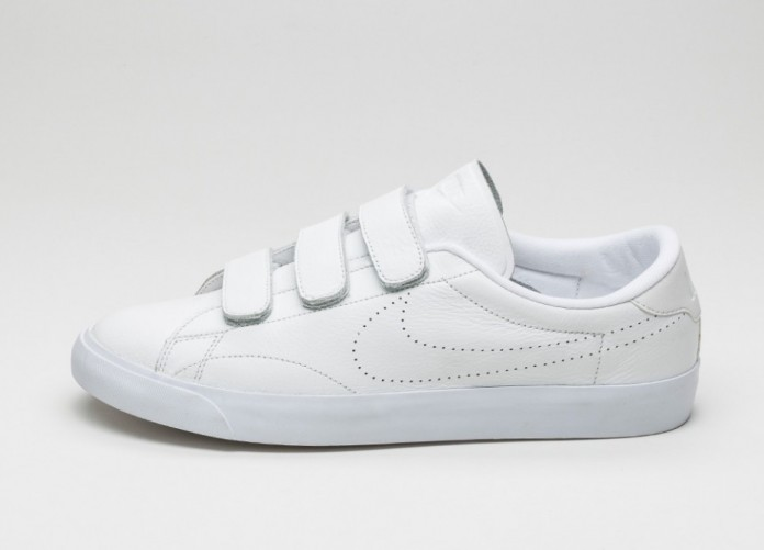 Мужские кроссовки Nike Tennis Classic AC V (Summit White / Summit White - Wolf Grey - White) | Интернет-магазин Sole