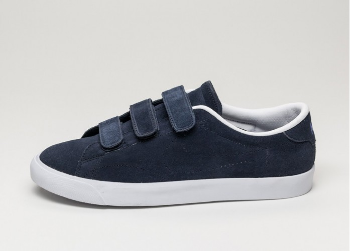 Мужские кроссовки Nike Tennis Classic AC V (Obsidian / Obsidian - Racer Blue - White) | Интернет-магазин Sole