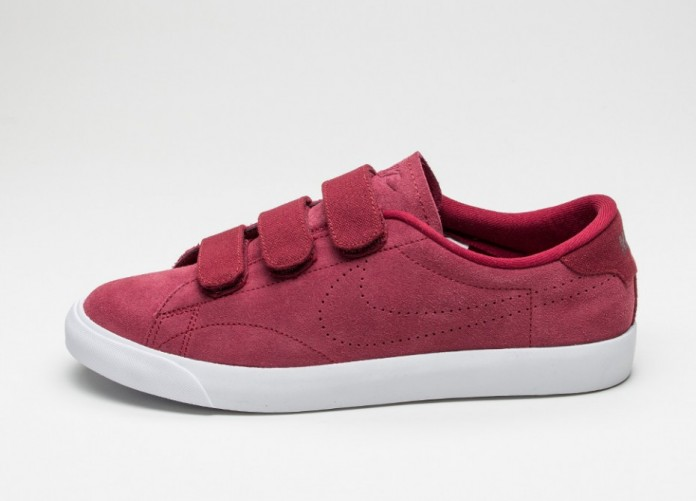 Мужские кроссовки Nike Tennis Classic AC V (Team Red / Team Red - White) | Интернет-магазин Sole