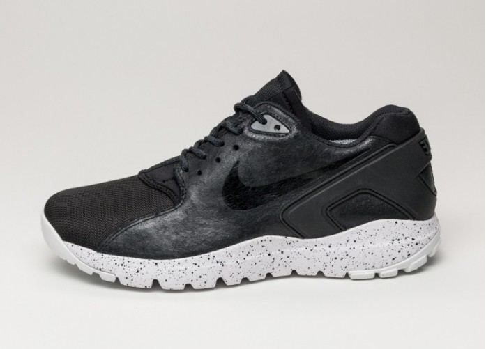 Мужские кроссовки Nike Koth Ultra Low (Black / Black - White) | Интернет-магазин Sole