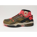 Мужские кроссовки Nike Mowabb OG (Militia Green / Black - Dark Loden - Bamboo), фото 1 | Интернет-магазин Sole