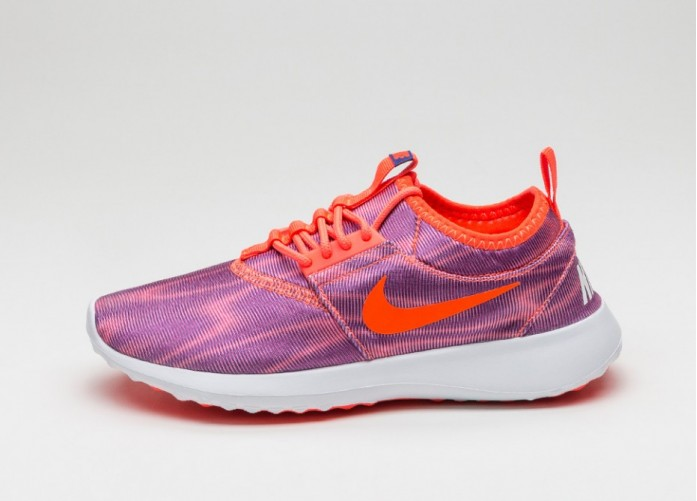 Мужские кроссовки Nike Wmns Juvenate Print (Cosmic Purple / Total Crimson - Concord) | Интернет-магазин Sole