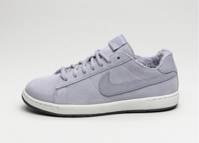 Женские кроссовки Nike Wmns Tennis Classic Ultra PRM *Sherpa Pack* (Provence Purple / Provence Purple) | Интернет-магазин Sole