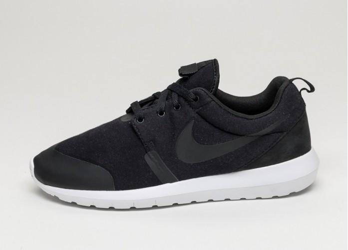 Мужские кроссовки Nike Roshe NM TP (Black / Black - Black) | Интернет-магазин Sole