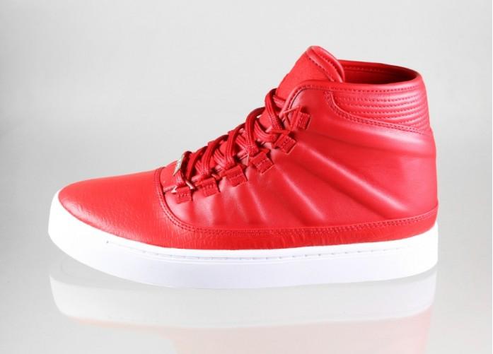 Мужские кроссовки Nike Jordan Westbrook 0 (University Red / Metallic Gold - White) | Интернет-магазин Sole