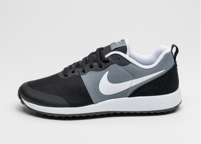 Мужские кроссовки Nike Elite Shinsen (Black / White - Cool Grey)   Интернет-магазин Sole
