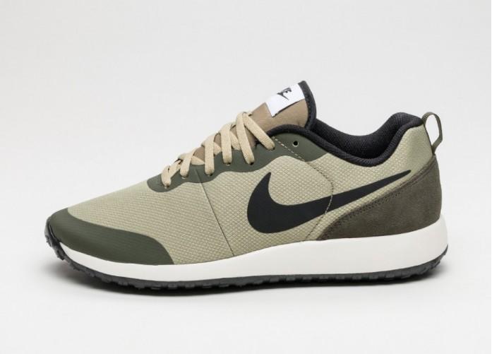 Мужские кроссовки Nike Elite Shinsen (Neutral Olive / Black - Cargo Khaki) | Интернет-магазин Sole