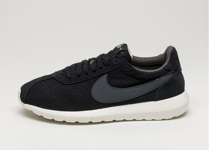Мужские кроссовки Nike Roshe LD-1000 QS (Black / Anthracite - Sail - Volt) | Интернет-магазин Sole