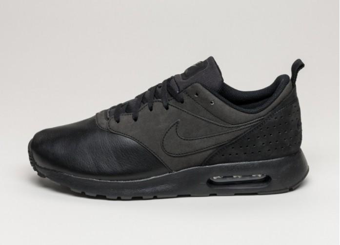 Мужские кроссовки Nike Air Max Tavas LTR (Black / Black - Black) | Интернет-магазин Sole