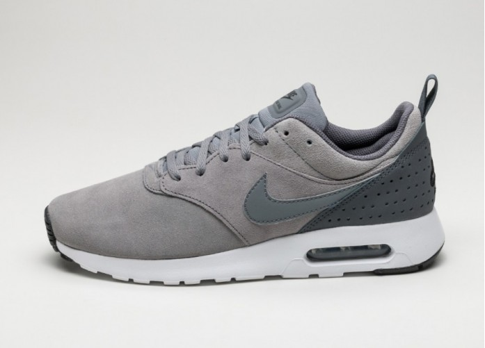 Мужские кроссовки Nike Air Max Tavas LTR (Cool Grey / Cool Grey - Dark Grey - White) | Интернет-магазин Sole
