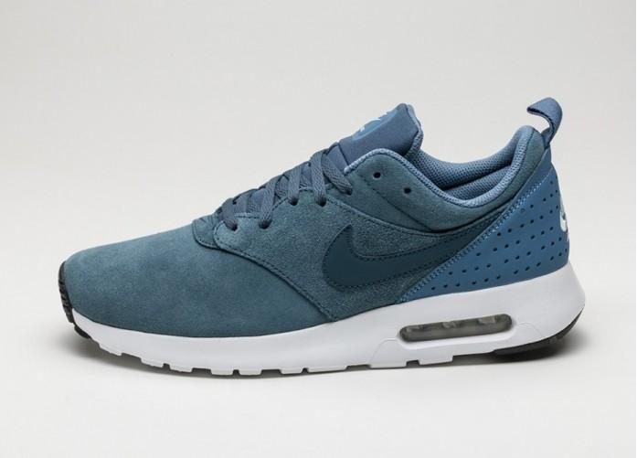 Мужские кроссовки Nike Air Max Tavas LTR (Squadron Blue / Squadron Blue - Ocean Fog) | Интернет-магазин Sole