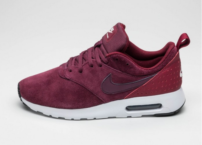 Мужские кроссовки Nike Air Max Tavas LTR (Night Maroon / Night Maroon - Team Red - Sail) | Интернет-магазин Sole