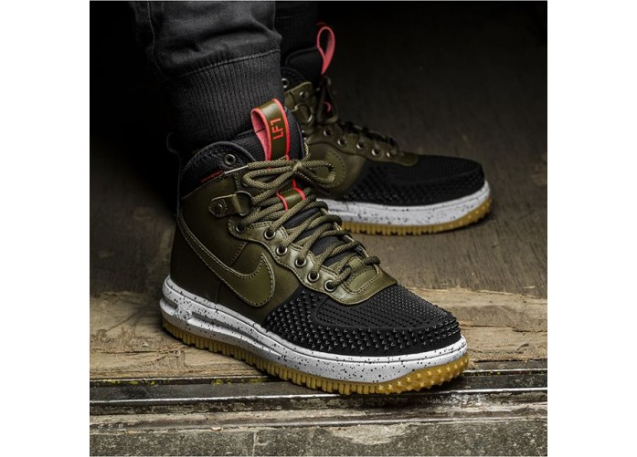 "Мужские ботинки Nike Lunar Force 1 Duckboot ""Dark Loden"" 