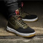 "Мужские ботинки Nike Lunar Force 1 Duckboot ""Dark Loden"", фото 1 