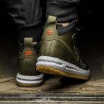 "Мужские ботинки Nike Lunar Force 1 Duckboot ""Dark Loden"", фото 2 