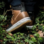 "Мужские ботинки Nike Lunar Force 1 Duckboot Lite British Tan"", фото 2 