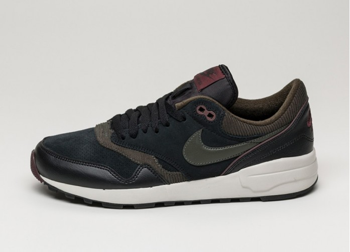 Мужские кроссовки Nike Air Odyssey Premium (Black / Sequoia - Mahogany) | Интернет-магазин Sole