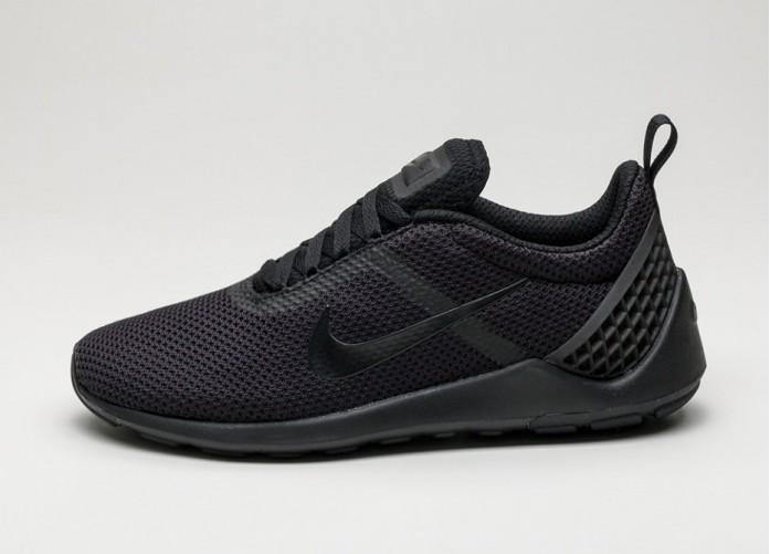 Мужские кроссовки Nike Lunarestoa 2 Essential (Black / Black) | Интернет-магазин Sole