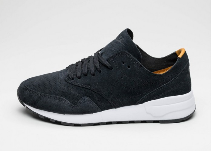 Мужские кроссовки Nike Air Odyssey Deconstruct (Black / Black - White) | Интернет-магазин Sole