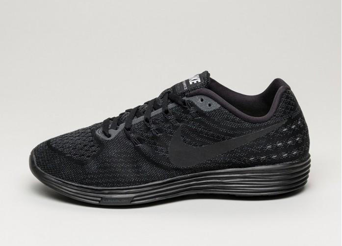 Мужские кроссовки Nike Lunartempo 2 (Black / Black - Anthracite) | Интернет-магазин Sole