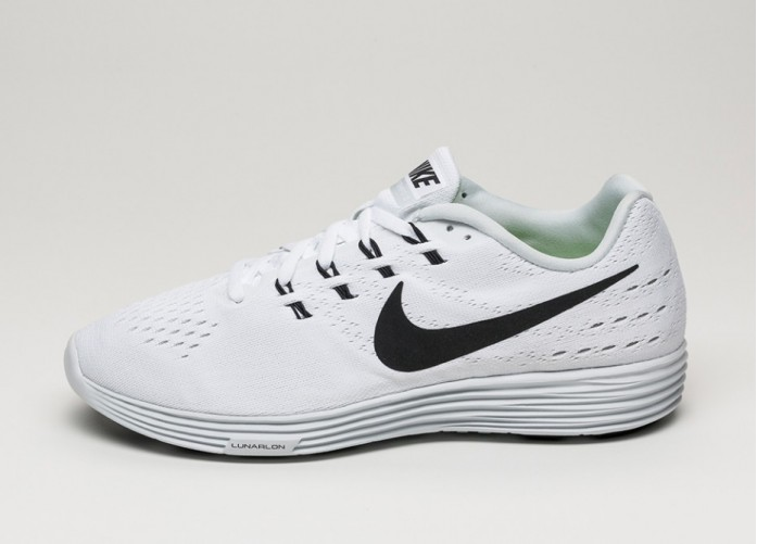 Мужские кроссовки Nike Lunartempo 2 (White / Black - Pure Platinum) | Интернет-магазин Sole