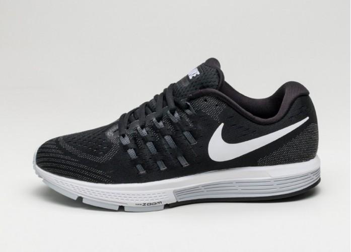 Мужские кроссовки Nike Air Zoom Vomero 11 (Black / White - Anthracite - Dark Grey) | Интернет-магазин Sole