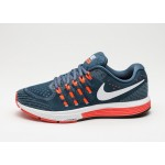 Мужские кроссовки Nike Air Zoom Vomero 11 (Sqadron Blue / White - Blue Grey - Total Crimson), фото 1 | Интернет-магазин Sole
