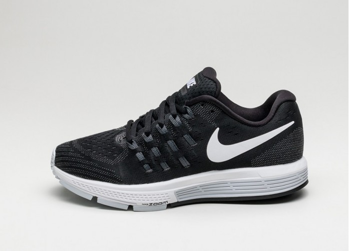 Мужские кроссовки Nike Wmns Air Zoom Vomero 11 (Black / White - Anthracite - Dark Grey) | Интернет-магазин Sole