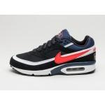 Мужские кроссовки Nike Air Max BW Premium *Olympic* (Black / Crimson - Midnight Navy), фото 1 | Интернет-магазин Sole