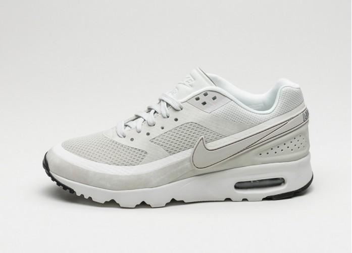 Мужские кроссовки Nike Wmns Air Max BW Ultra (Light Bone / Light Bone - Summit White) | Интернет-магазин Sole
