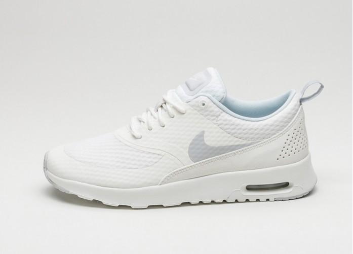 Мужские кроссовки Nike Wmns Air Max Thea Txt (Summit White / Pure Platinum) | Интернет-магазин Sole