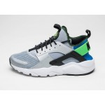Мужские кроссовки Nike Air Huarache Run Ultra (Royal Blue / Black - Scream Green - Pure Platinum), фото 1 | Интернет-магазин Sole