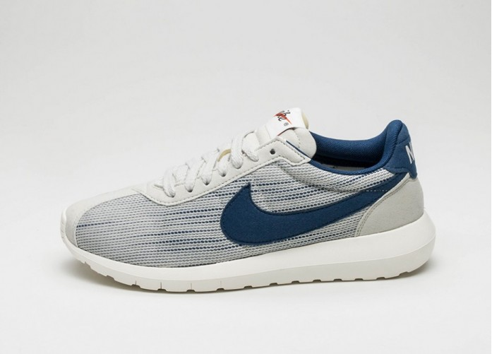 Мужские кроссовки Nike Wmns Roshe LD-1000 (Light Bone / Coastal Blue - Sail - Black) | Интернет-магазин Sole
