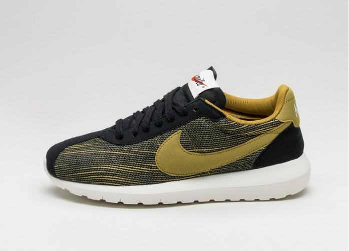 Мужские кроссовки Nike Wmns Roshe LD-1000 (Black / Peat Moss - Sail - Black) | Интернет-магазин Sole